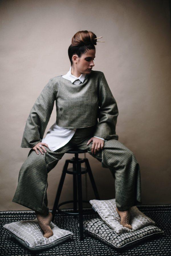Alessandra Curreli | Completo Yoko 陽子