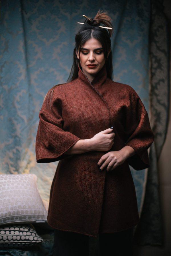 Alessandra Curreli   Kimono Shiori 詩 織