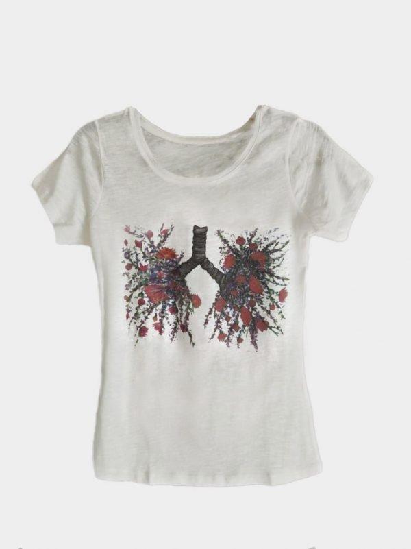 Alessandra Curreli | T-shirt Breathe!